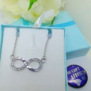 Brand new! Infinity Necklace